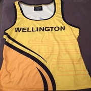 Mens Competition Singlet